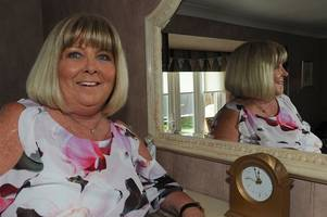 wishaw woman tells how she battled cancer 3 times & survived kidney transplant
