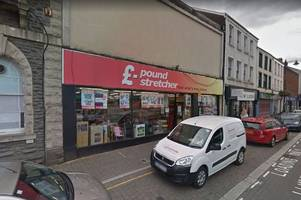 aberdare is 'turning into a ghost town' following poundstretcher closure, it is claimed