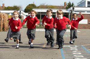 advice for parents on a child's first day at primary school