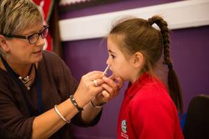 All primary school children will be offered the flu vaccine from next year
