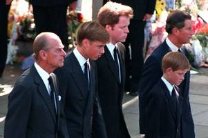 prince harry reveals the moment his dad told him diana was dead