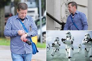 Star Wars fanatic 'left cinemagoer with black eye after being told to quieten down during trailers'