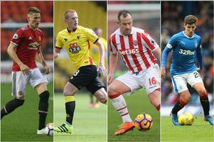 the premier league midfielders cardiff city could potentially sign on loan as warnock teases again