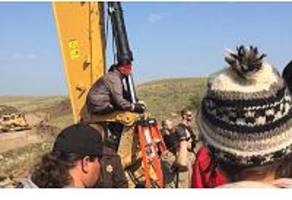 Dakota pipeline company sues environmental groups