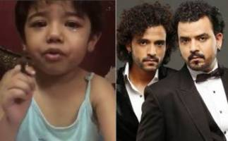 Revealed: The Crying Kid In The Viral Video Turns Out To Be The Niece Of The Singers Sharib & Toshi