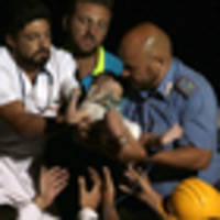 Ischia earthquake baby rescued from the rubble