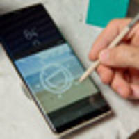first impressions of samsung's galaxy note 8