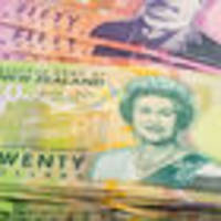 NZ dollar falls after pre-election update