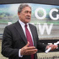 winston peters hits back at bill english: 'arrogance in the extreme'