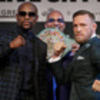 floyd mayweather and conor mcgregor to fight for belt with 3,360 diamonds