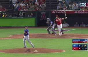 WATCH: Albert Pujols hits HR number 610, and puts himself in a league of his own