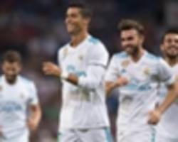 that's what he's capable of – zidane praises ronaldo after fiorentina stunner