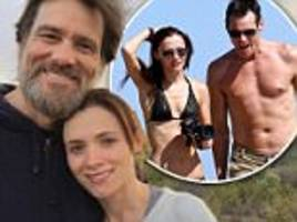jim carrey lied about herpes outbreak to his ex