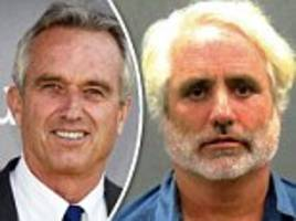 max kennedy was sober during arrest says brother rfk jr.