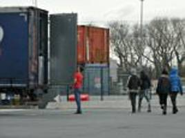 border police stop 150 daily migration attempts into kent