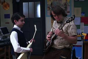 jack black didn't want richard linklater to direct 'school of rock' at first (video)