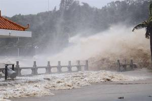 hato typhoon: 9 killed, 1 remain missing in china