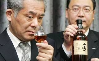 soaring demand has pushed the price of premium whisky up 65 per cent