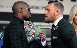 what does mayweather vs mcgregor signal for the future of sport?