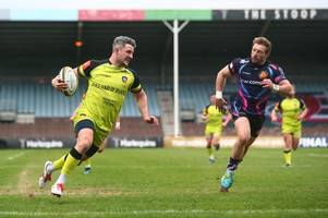 leicester tigers winger tom brady is back to full fitness and raring to go