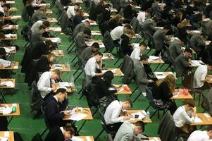 Top stories from Britain and around the world - Small percentage of English and maths GCSEs likely to register highest mark