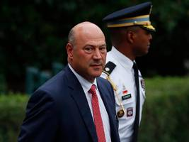 gary cohn speaks: trump 'must do better' in condemning hate groups after charlottesville