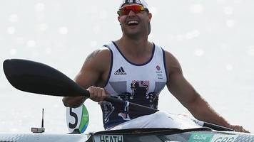 world championships: liam heath powers into canoe sprint semi-finals