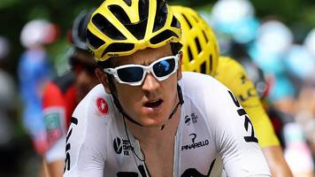 geraint thomas: racing in cardiff will be 'massive' says cyclist