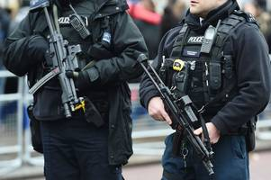 counter terror police issue bank holiday alert to devon holidaymakers