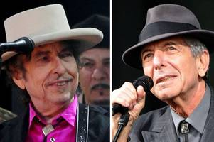 bob dylan and leonard cohen course being run at cambridge university
