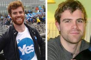 blaze killer blair logan to appeal 20 year jail term for torching brother in milngavie fire