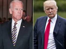 biden says trump has 'emboldened white supremacists'