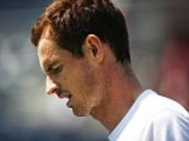 why can't tennis keep andy murray and co fit for us open?