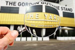 secret service: what the new restaurant at pride park stadium is really like