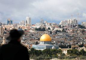 arab, jewish mks to visit temple mount on tuesday, but at separate times