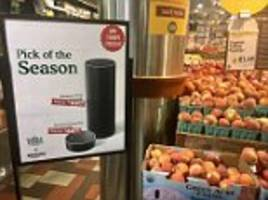 amazon is already selling echo devices in whole foods