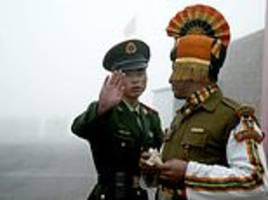 india says troops 'disengaging' from stand-off with china