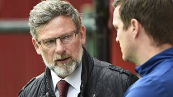 craig levein: hearts director of football returns to dugout as manager