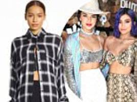 kendall and kylie jenner accused of cultural appropriation