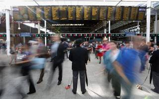 commuters brace for travel nightmare as three major london stations shut