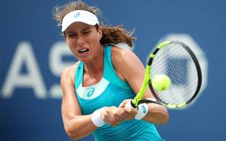 konta crashes out of us open after shock first-round defeat