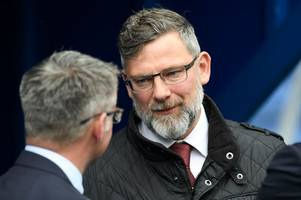 craig levein favourite for hearts job as tynecastle club prepare to appoint new boss
