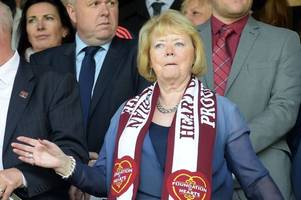 why hearts appointed craig levein: ann budge explains the decision