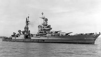 uss indianapolis's discovery 'offers closure' to survivors