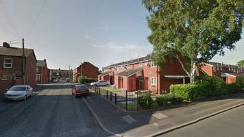 manchester rape: woman dragged into gardens and attacked