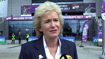 badminton needs more funding, says anne smillie