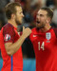 jordan henderson and harry kane to go head to head for england armband