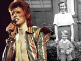 david bowie feared going insane like his brother