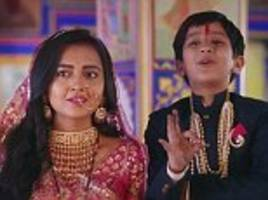 indian tv soap glorifying child marriage goes off air