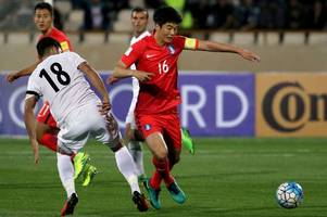 swansea city not expecting ki sung-yueng to feature for south korea in world cup qualifiers as he continues rehabilitation from knee injury